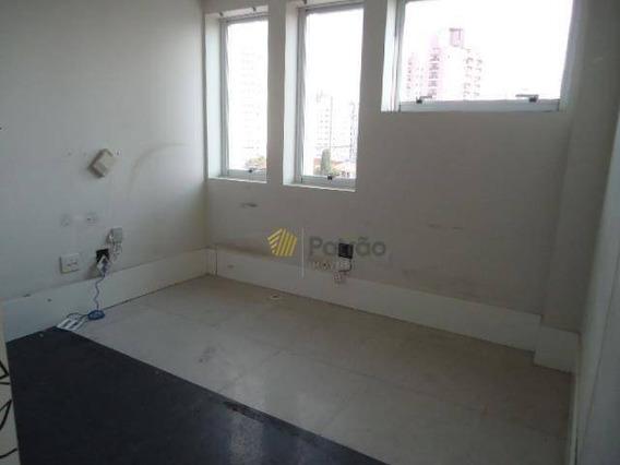 Sala Para Alugar, 48 M² Por R$ 1.150,43/mês - Centro - São Bernardo Do Campo/sp - Sa0119