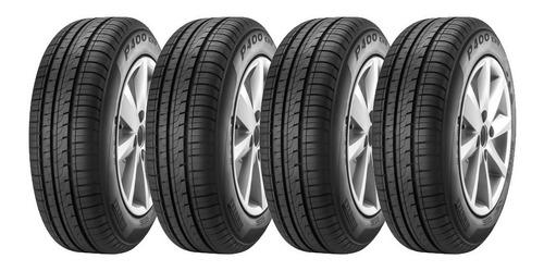 Imagen 1 de 10 de Kit 4 Neumaticos Pirelli P400 Evo 175/65 R14 82h Cuotas