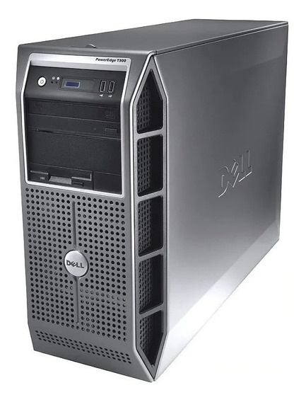Dell Power Edge T300 Xeon - 12gb - Hd Sas 2tb