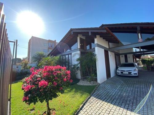 Imagem 1 de 28 de Casa No Anita Garibaldi Com 4 Quartos Para Venda, 330 M² - Lg8009