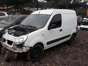 Sucata Renault Kangoo 2014 1.6 16v Flex Rs Peças