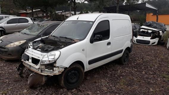 Sucata Renault Kangoo 2014 1.6 16v Flex - Rs Auto Peças