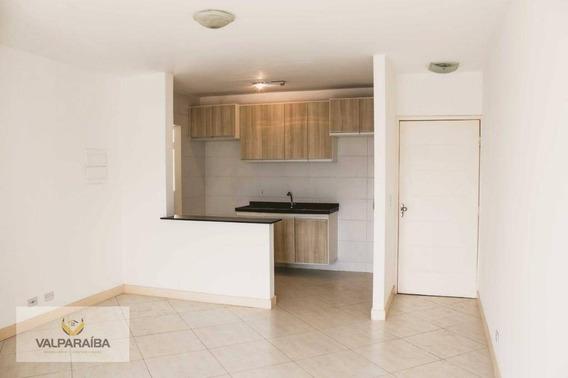 Apartamento À Venda, 83 M² Por R$ 330.000,00 - Parque Industrial - São José Dos Campos/sp - Ap0422