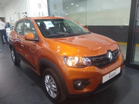 Renault Kwid 1.0 Sce Zen Precio Imbatible!! Tasa 0% (jav)