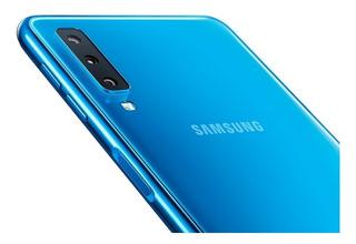 Celular Samsung A7 Sm-a750g, Pantalla 6.0 Azul