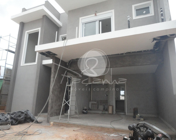 Casa Para Venda No Santa Cândida. Imobiliária Em Campinas. - Ca00783 - 34932365