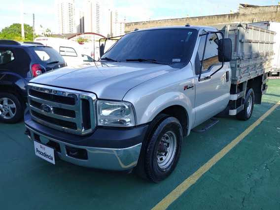 Ford F-350 3.9 Turbo Intercooler Diesel 2p Manual