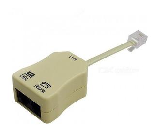 Microfiltro Telmex Divide Señal Telefono Internet