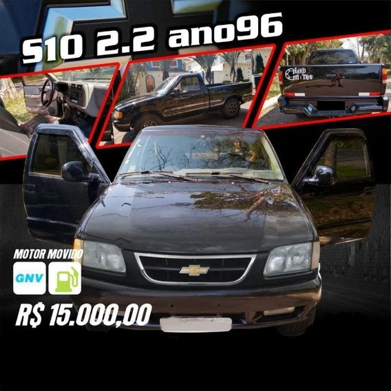 Chevrolet S10 1996 R$ 15.000,00 Pick Up Caminhonete