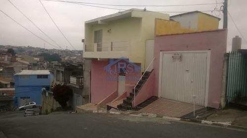 Casa Com 4 Dormitórios À Venda, 250 M² Por R$ 550.000,00 - Vila Rosa - Carapicuíba/sp - Ca0594