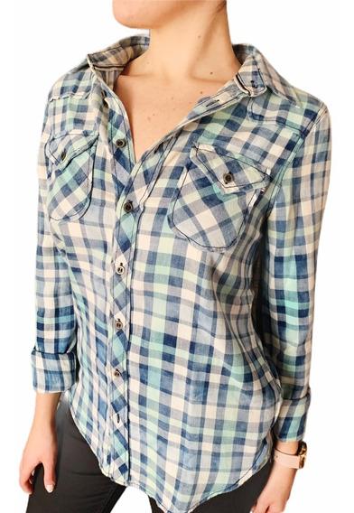 Camisa Zara Original Italia