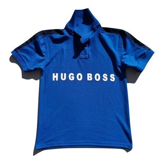 Hugo Boss Playera Polo