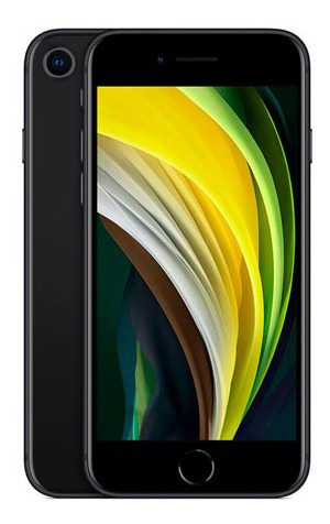 Celular Smartphone Apple iPhone Se 2 128gb Preto - 1 Chip