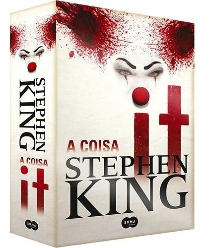 Livro It - A Coisa (stephen King) #
