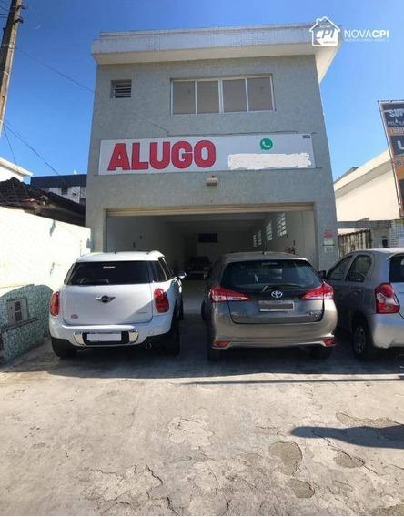 Loja Para Alugar, 180 M² Por R$ 7.000,00/mês - Ponta Da Praia - Santos/sp - Lo0033