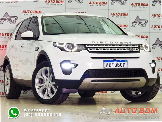 Land Rover Discovery Sport Hse Bi-turbo Diesel 240 Cv 7...