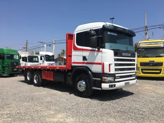 1999 Scania 124g 360 6x2