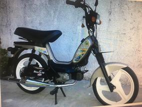 Ciclomotor Zanella New Fire Plus Única Por Su Estado!!!