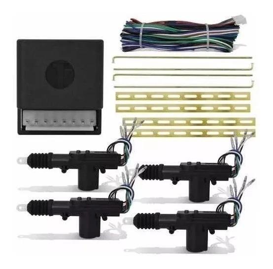 10 Kits Travas Eletrica Universal 4 Porta Chicote Espaguetad