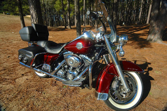 2008 Harley Davidson Touring Road King Classic