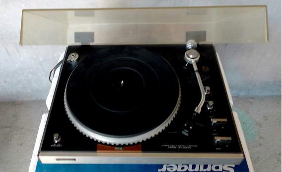 Toca Disco Gradiente Dd200q