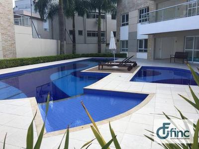 Casa Com 4 Dormitórios À Venda, 315 M² Por R$ 1.400.000 - Condomínio Ocean Place. Jardim Três Marias - Guarujá/sp - Ca0823