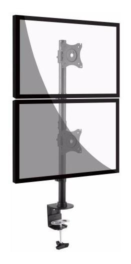 Suporte Vertical Para 2 Monitores De Mesa 15 A 34 V1224c