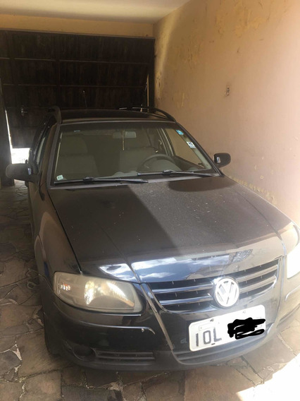 Volkswagen Parati 1.6 Plus Total Flex 4p 2008
