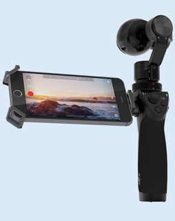Camara 4k Dji Osmo + Microfono + 3 Baterías + Mochila