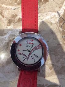 Antigo Relógio Gucci - Com Defeito!!