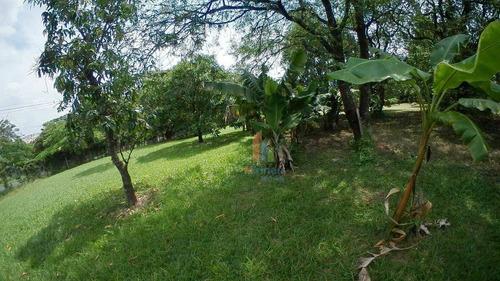 Chácara Com 2 Dormitórios À Venda, 6645 M² Por R$ 875.000,00 - Lagos De Shanadu - Indaiatuba/sp - Ch0055