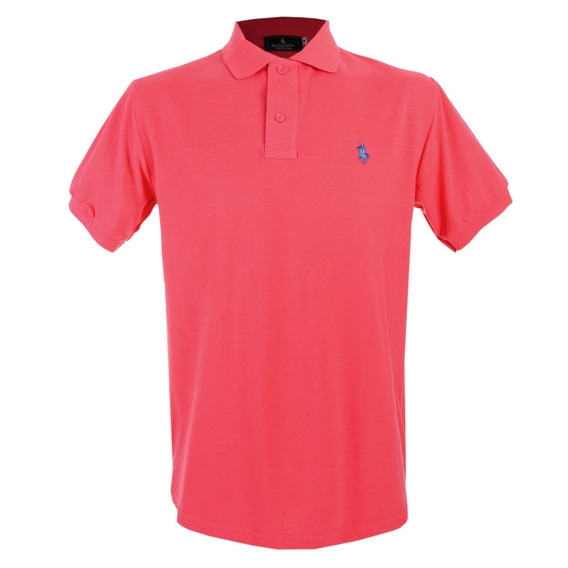 Playera Básica Polo Club