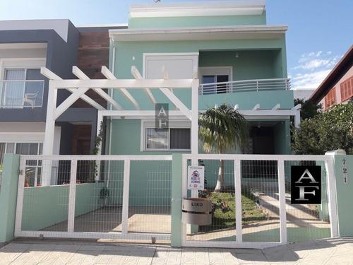 Imagem 1 de 30 de Casa Sobrado Para Venda Em Centro Garopaba-sc - Kv521