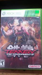 ** Tekken Tag Tournament 2 Para Tu Xbox 360 **