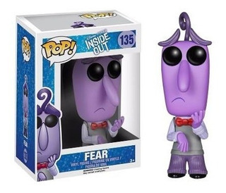 Funko Pop Fear 135 Intensamente Baloo Toys