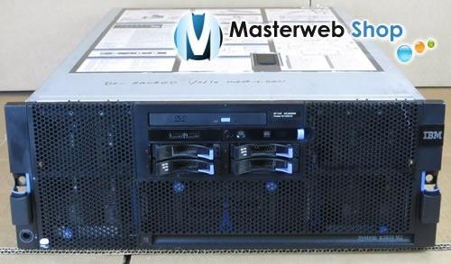 Servidor Ibm X3850 4x Quad 64gb 300gb De Hd