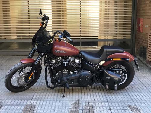 Harley Davidson Street Bob Softail