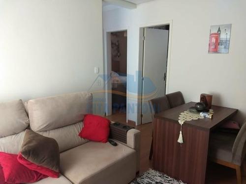 Imagem 1 de 8 de Apartamento, Ipiranga, Ribeirão Preto - A4064-v
