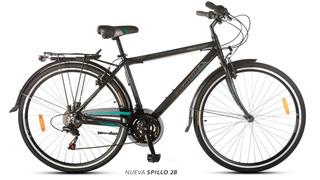 Bicicleta Aurora Spillo Rodado 28 18v + Linga + Envio Gratis