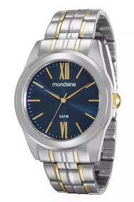 Relógio De Pulso Masculino Mondaine 78678lpmvba2