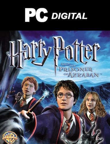 Harry Potter 3 El Prisionero De Azkaban Pc Español / Digital