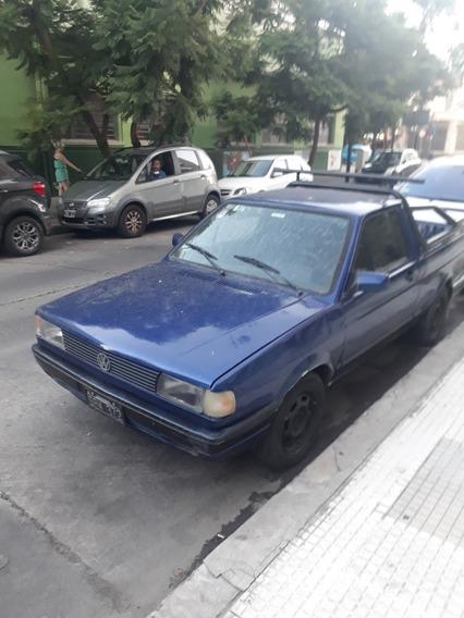 Volkswagen Saveiro Cl 1.6 Nafta