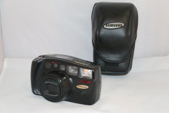 Câmera 35mm Filme Samsung- 38-105mm :: Defeito