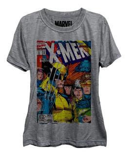 Babylook X-men 90s Xmen Marvel Wolverine Hq Freekz Feminino