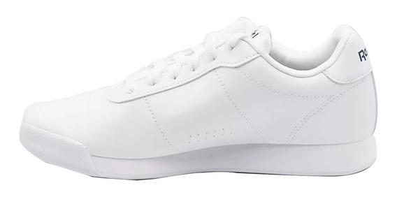 Tenis Reebok Royal Charm Blancos Originales Nuevo Modelo