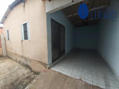 Imagem 1 de 15 de Casa A Venda Na Vila Norte Próximo Ao Recanto Do Sol Anápolis-go - Ca4232111