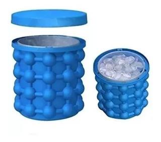 Hielera Flexible Portátil Conservar Cubos Ice Cube