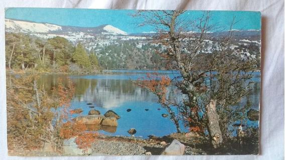 Tarjeta Postal De San Martin De Los Andes Lago Lolog