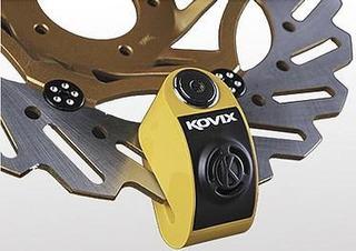 Candado Para Freno De Disco Kovix Kd6 Con Alarma