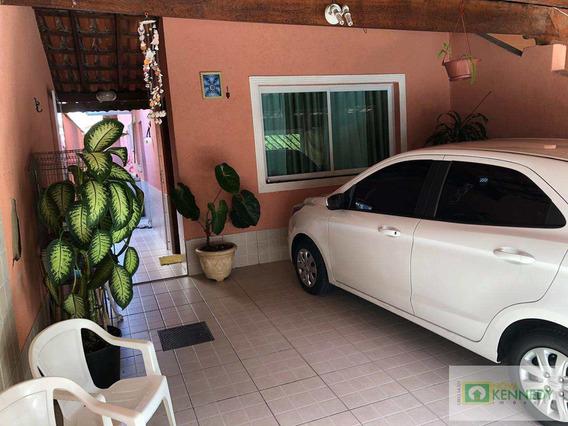 Casa Com 2 Dorms, Aviação, Praia Grande - R$ 390 Mil, Cod: 14880704 - V14880704
